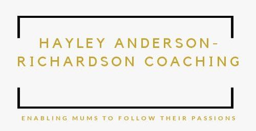 Hayley Anderson-Richardson Coaching