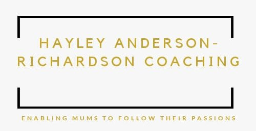 Hayley Anderson-Richardson Coaching